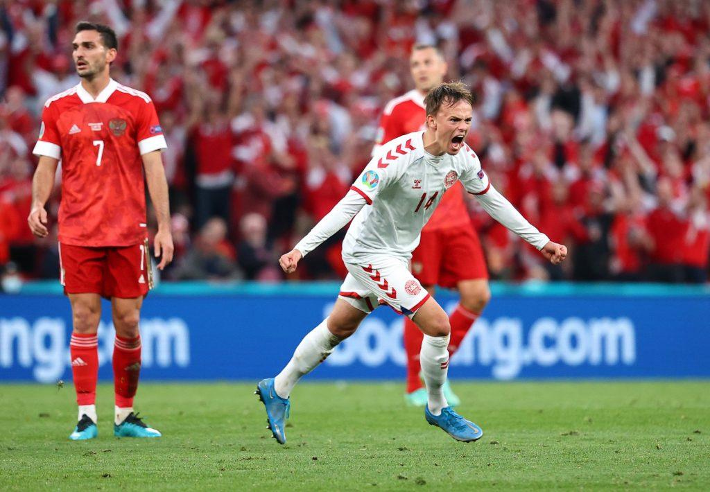 Mikkel Damsgaard West Ham